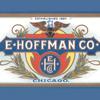 E. Hoffman Company Pipe Tobacco