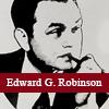 Edward G. Robinson Pipe Tobacco