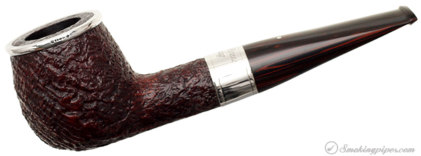 English Estate Dunhill Christmas Pipe (Ten Pipers Piping) (5101) (4/500) (2002) (Unsmoked)