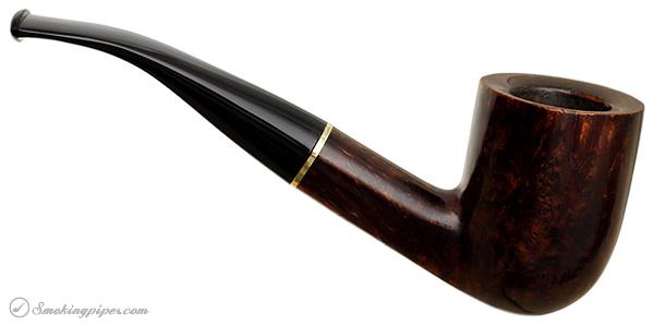 American Estate American Smoking Pipe Co. Smooth Bent Dublin (MT) (1990)