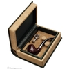 English Estates Dunhill Bruyere Christmas Pipe (Five Gold Rings) (4) (4/500) (1997) (Unsmoked)