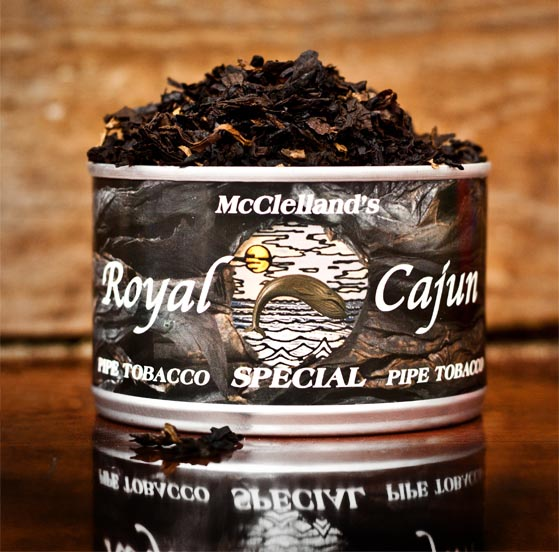 McClelland Cajun Blind Tobacco Review