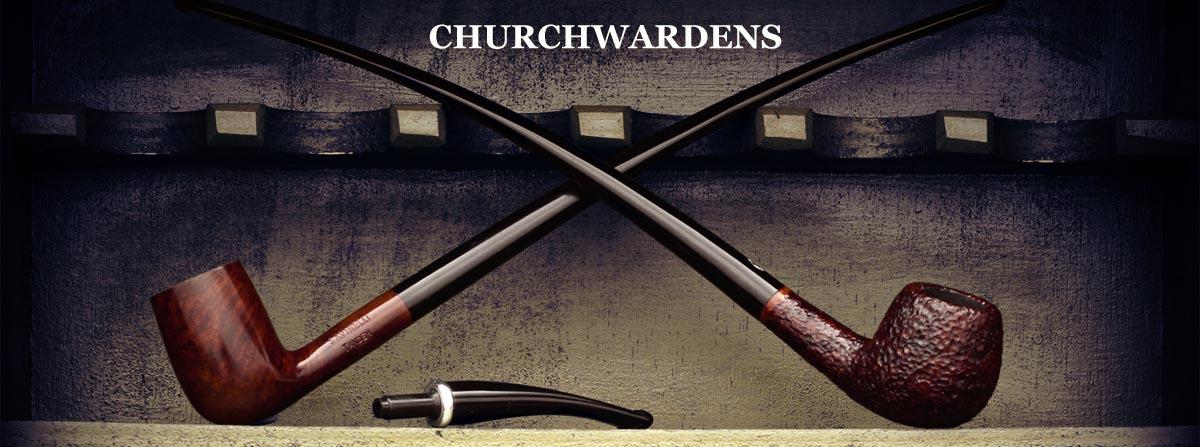 Churchwarden Tobacco Pipes