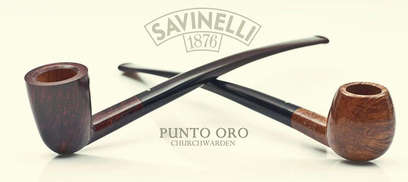 Savinelli Churchwarden Tobacco Pipes