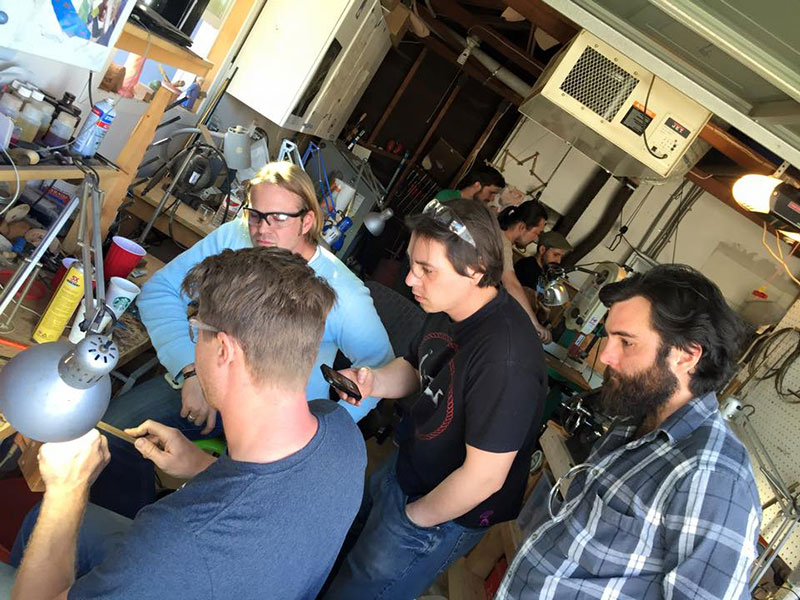 Pipe Making Seminar at Smokingpipes.com
