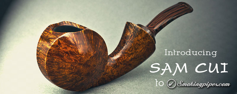 Sam Cui Tobacco Pipes at Smokingpipes.com