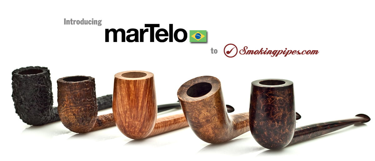 Martelo Tobacco Pipes at Smokingpipes.com