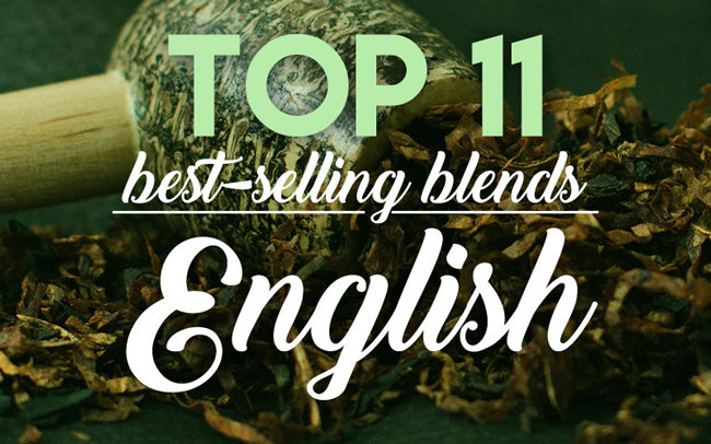 Top 11 All Time Best-Selling English Tobaccos at Smokingpipes.com