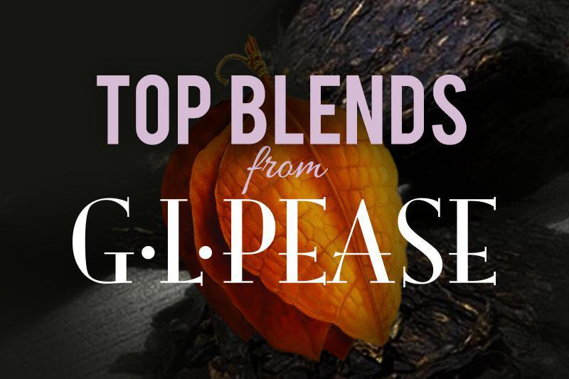 Top 12 Best-Selling G.L. Pease Blends