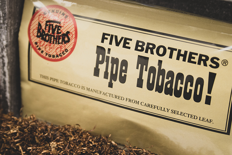 Classic OTC Blends: Five Brothers First Impressions