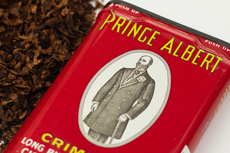 Classic OTC Blends: First Impressions of Prince Albert