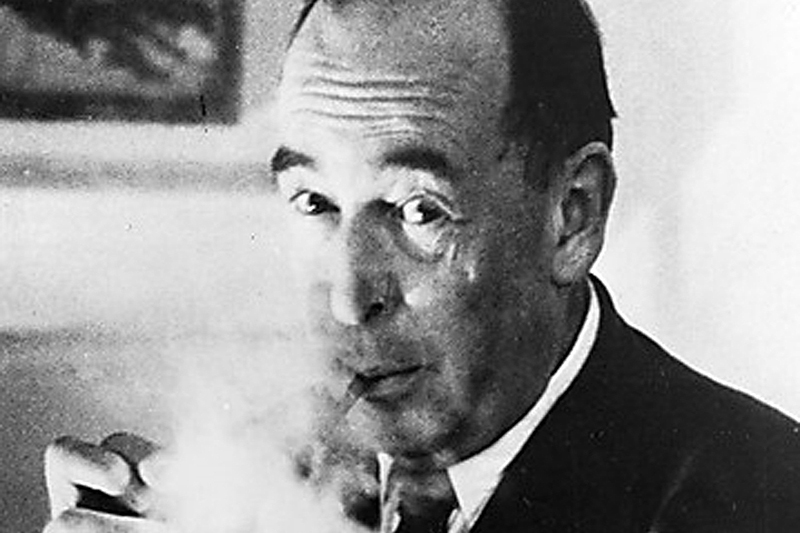 C.S. Lewis: Inventor of Worlds, Smoker of Pipes