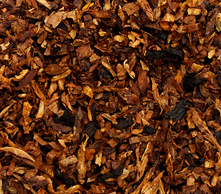 American pipe tobacco blend example