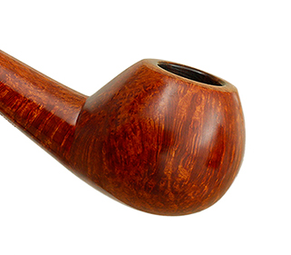 apple tobacco pipe shape