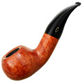 author tobacco pipe shape
