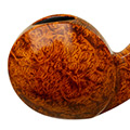 blowfish shaped pipe
