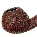 brandy shaped pipe