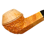 bulldog tobacco pipe shape