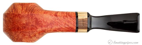 Ardor Marte Paneled Bent Brandy with Zebrawood