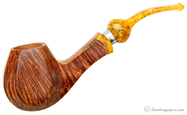 Ardor Giove Fantasy Paneled Bent Brandy