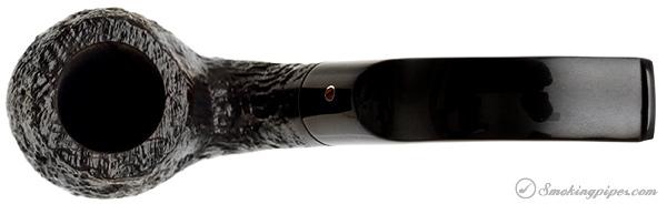 Ashton Pebble Grain Bent Billiard (XXX) (9mm)