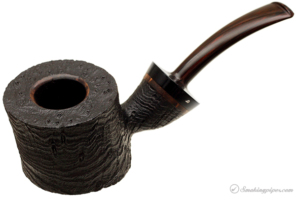 Becker Sandblasted Strawberry Wood Cherrywood (Three Clubs)