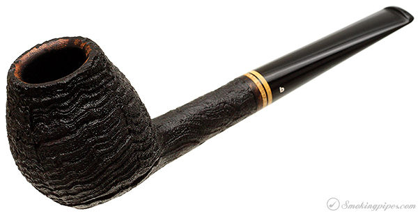 Becker Sandblasted Strawberry Wood Apple (Three Clubs)