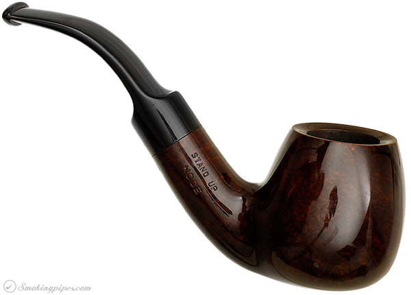 Brebbia Stand Up Noce Bent Brandy (2835) (9mm)