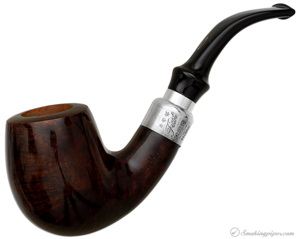 Brebbia First Grande Noce Bent Billiard (60) (9mm)