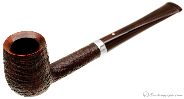 Dunhill Cumberland (3110) with 6mm Silver Band (2013)