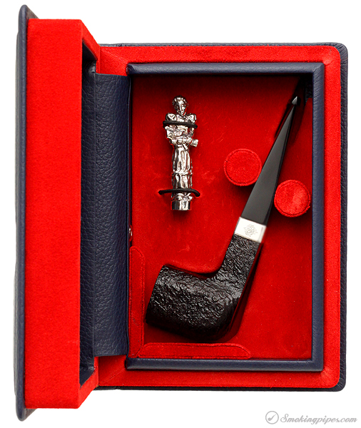 Dunhill Christmas Pipe 2013 Shell Briar (4124) (42/300)