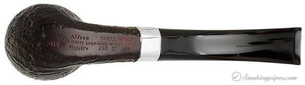 Dunhill Zodiac Pipe 2014 Shell Briar (3102) (198/388)