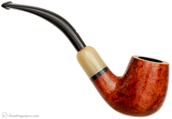 Dunhill Amber Root with Horn (4102) (2014)