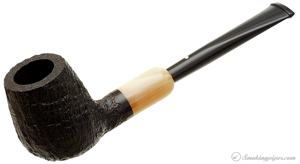 Dunhill Shell Briar with Horn (4134) (2013)