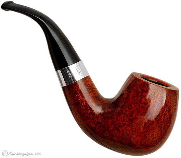 Peterson Sherlock Holmes Smooth Brown Professor Fishtail