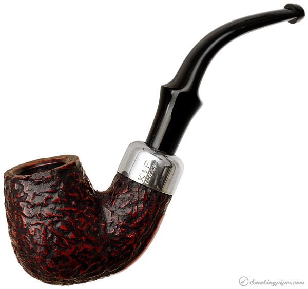 Peterson System Standard Rusticated (312) Fishtail