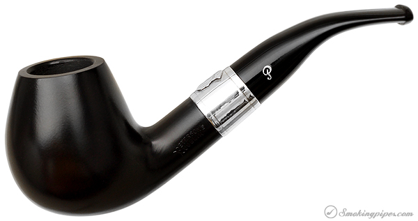 Peterson Pipe of the Year 2013 Ebony Fishtail