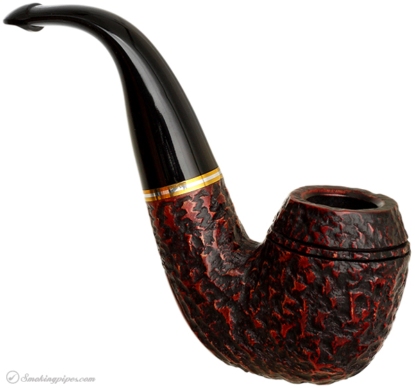 Peterson Kinsale Rusticated (XL12) P-Lip
