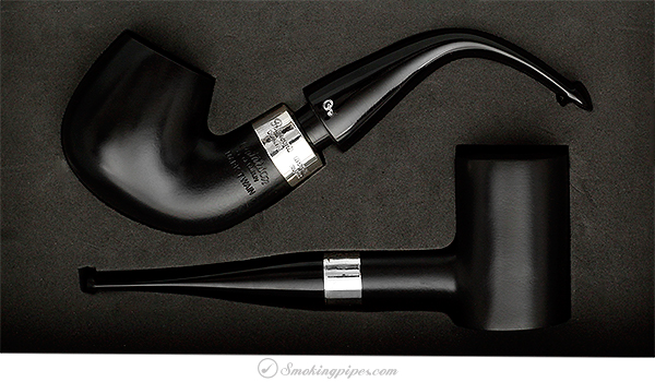 Peterson Mark Twain Collection Ebony