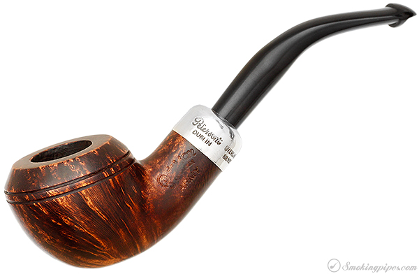 Peterson Silver Mounted Army (999) P-Lip