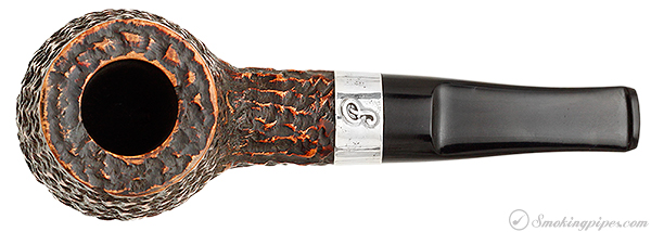 Peterson Pipe of the Year 2012 Rusticated Fishtail