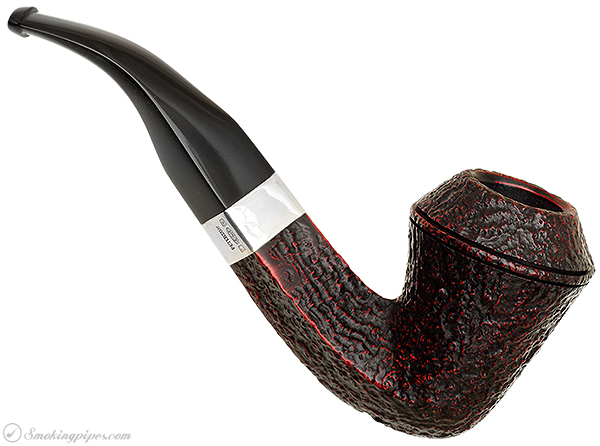 Peterson Return of Sherlock Holmes Sandblasted Hansom Fishtail