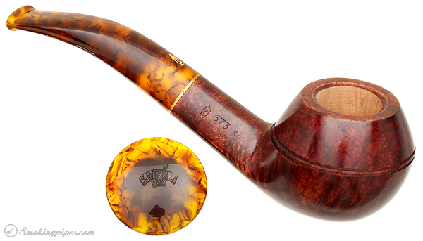 Savinelli Tortuga Smooth (673 KS) (6mm)