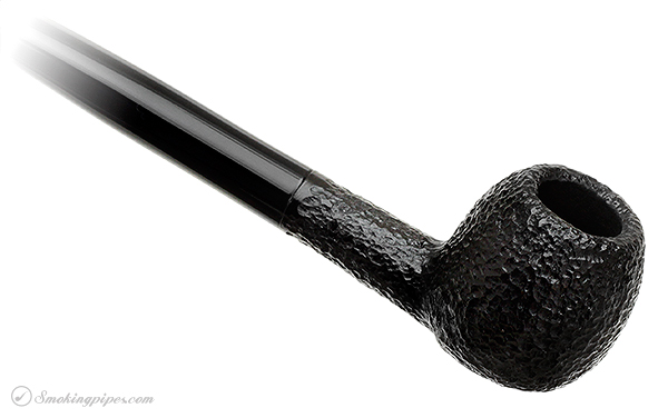 Savinelli Churchwarden Black Rusticated (202)