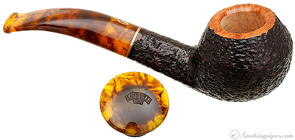 Savinelli Tortuga Rusticated (673 KS) (6mm)