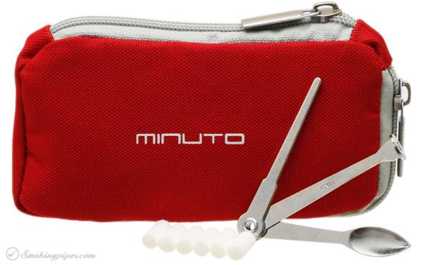 Savinelli Minuto Rusticated (609) (6mm)