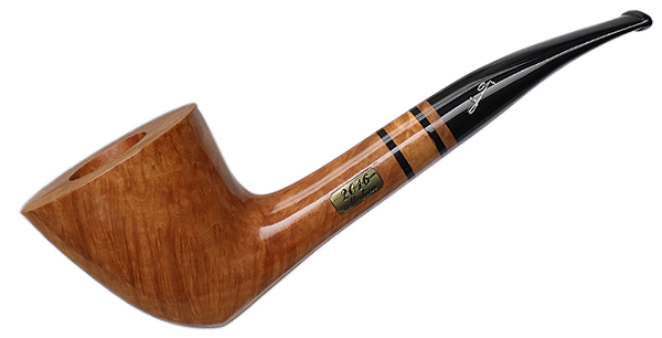 Savinelli Collection 2016 Smooth Natural (6mm)