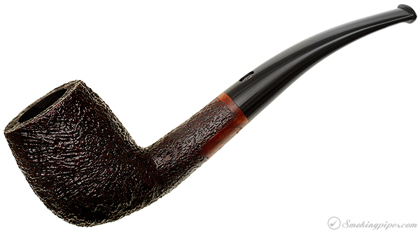 Mark Tinsky Sandblasted Bent Billiard (5)