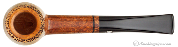 Mark Tinsky Mocha Billiard with Red Palm Cap and Lacewood (4)