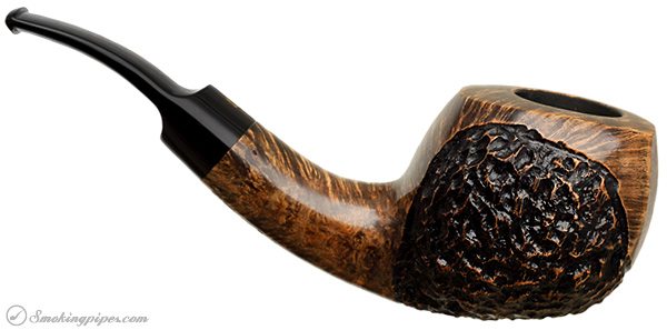 Winslow Crown Partially Rusticated Bent Apple (Viking)